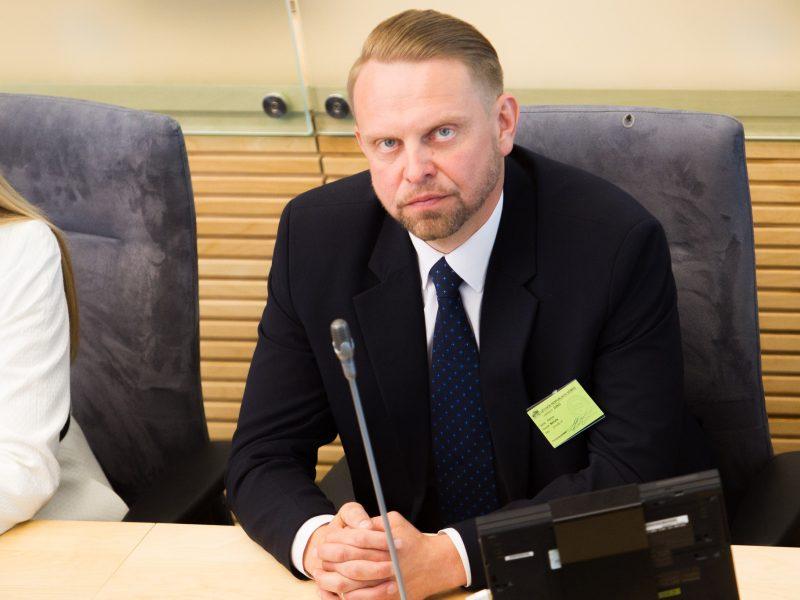 Seimas pritarė N. Meilučio skyrimui Apeliacinio teismo teisėju