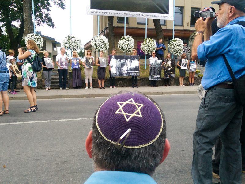 Kitąmet laukia 70 iniciatyvų, skirtų žydų ir Vilniaus Gaono istorijai