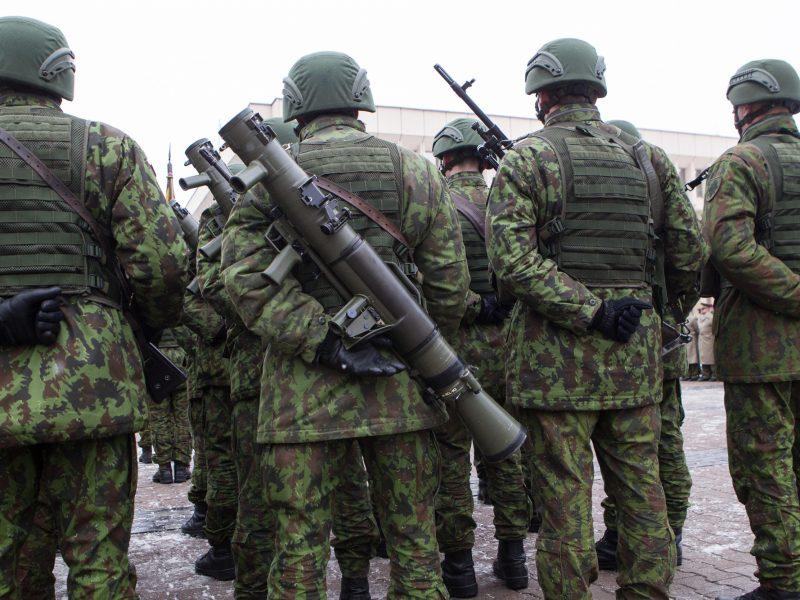 Latvių kariškių nesėkmės Klaipėdoje