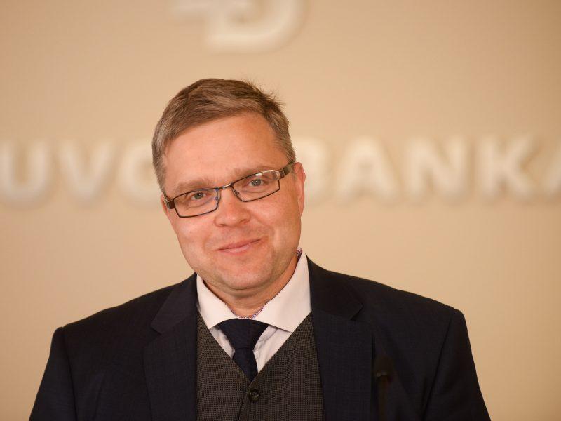 V. Vasiliauskas: esame šiltnamio, vardu Lietuva, dalis <span style=color:red;>(interviu)</span>