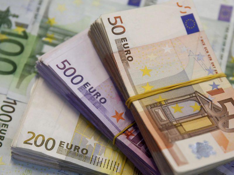 Lietuva vidaus rinkoje pasiskolino 25 mln. eurų