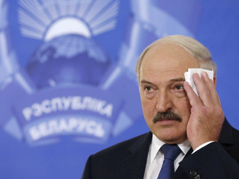 ES lyderiai sutarė dėl sankcijų Baltarusijai: A. Lukašenkos sąraše nėra