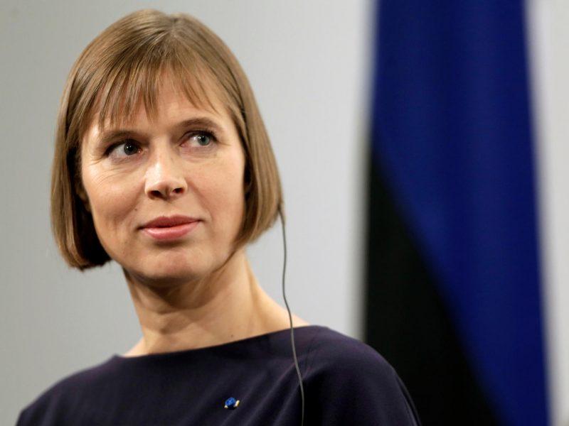Estijos parlamentas atmetė siūlymą surengti referendumą dėl santuokos apibrėžimo
