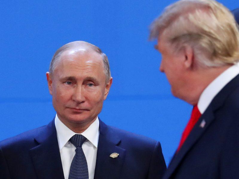 JAV žiniasklaida: FTB tyrė, ar D. Trumpas slapčia dirbo Rusijai