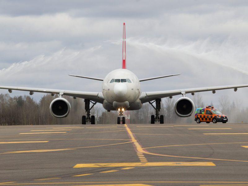 Mažins triukšmą: Vilniuje lėktuvams įvedami papildomi ribojimai