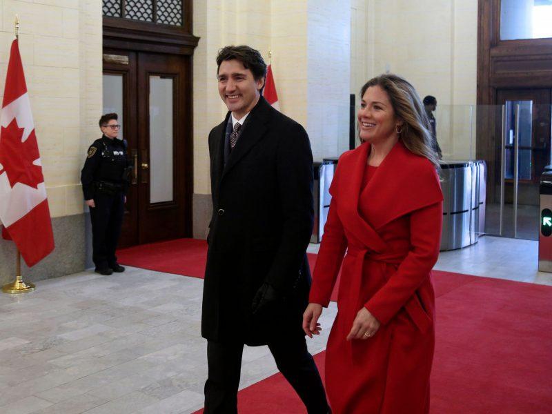 Kanados premjero žmonai nustatytas naujasis koronavirusas