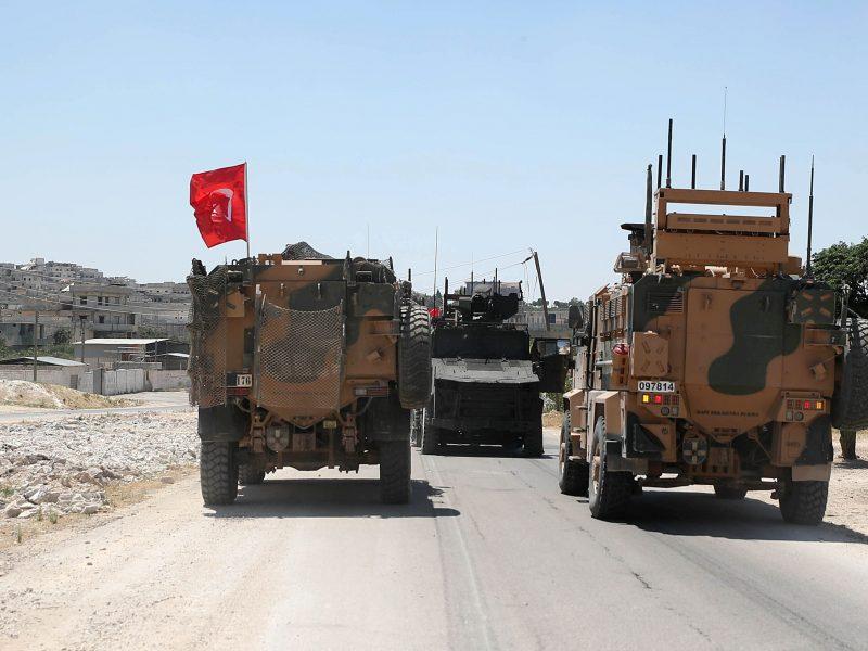 L. Linkevičius: neramina Turkijos suartėjimas su Rusija