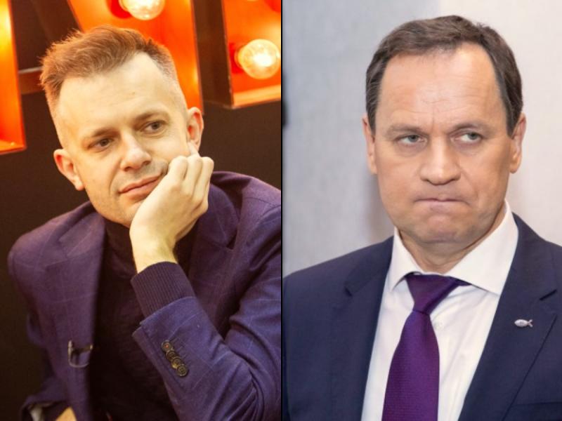 """Teisme – A. Tapino pergalė dėl leidinio """"Viso gero, Valdemarai?"""""""
