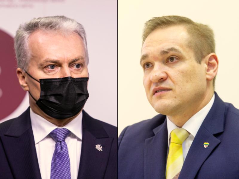 E. Misiūnas dėl prezidento atsisakymo grąžinti jį į teisėjo pareigas kreipėsi į teismą