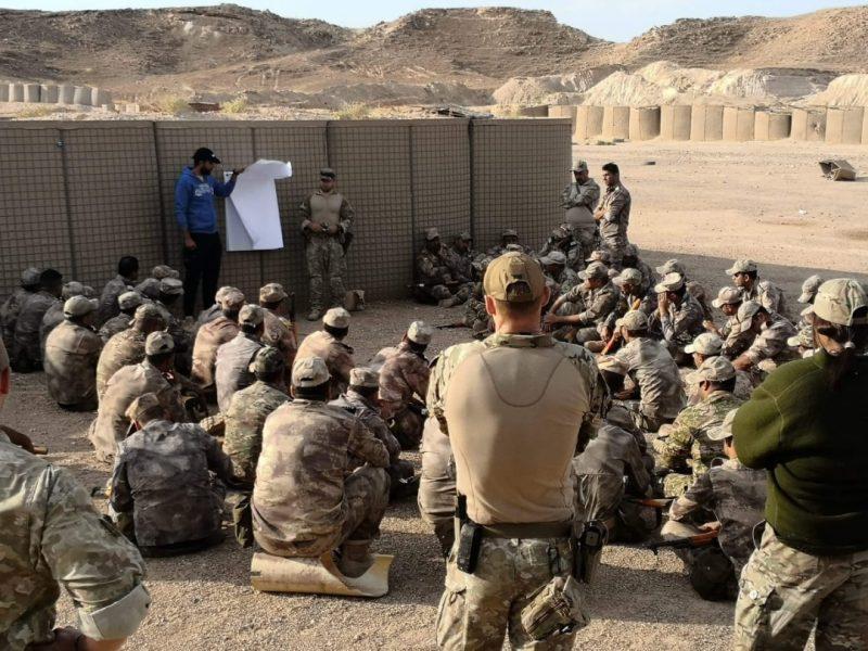 Seimas ėmėsi siūlymo siųsti daugiau karių į mokymo misiją Irake