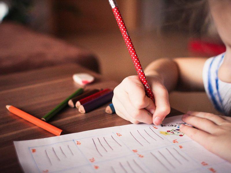 Turtingose šalyse daug vaikų stokoja matematikos ir skaitymo įgūdžių, yra nutukę