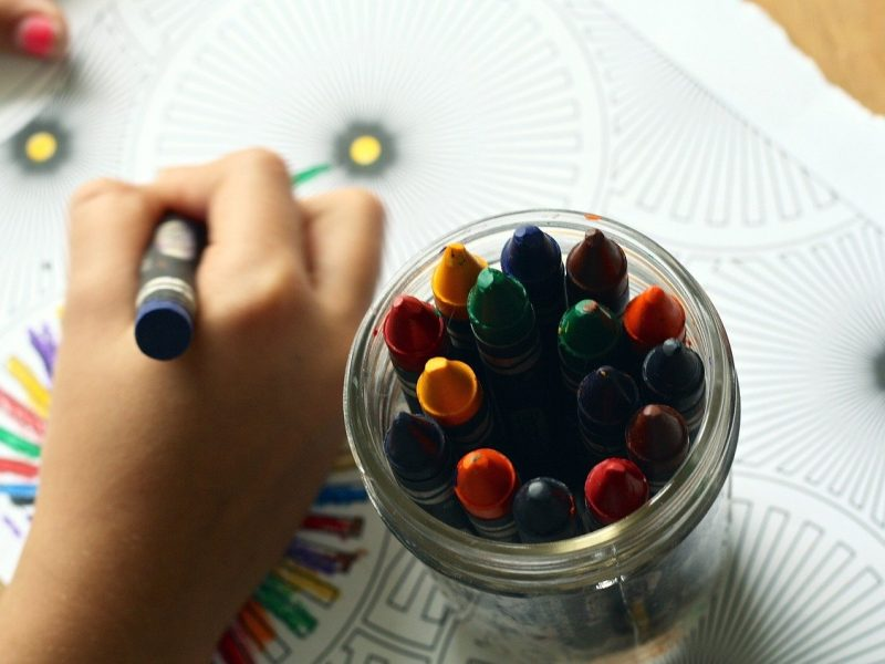 Vaikų dienos centrams – 1,6 mln. eurų