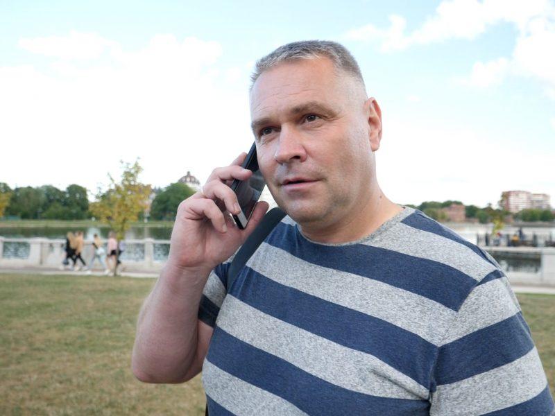 Lietuvis verslininkas Kaliningrade: sąžiningas darbas – kelias į bankrotą