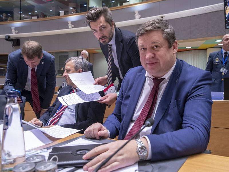 R. Karoblis: Europos gynybos stiprinimas privalo būti derinamas su NATO
