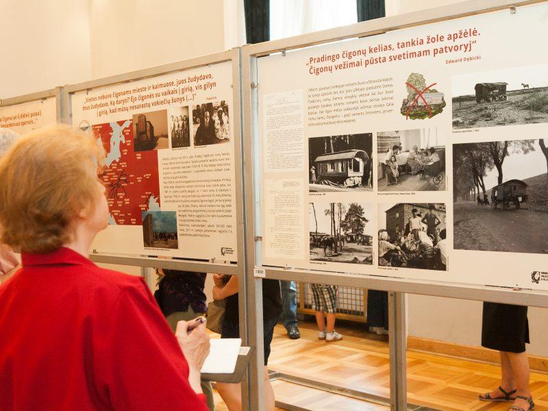 Minima skaudi istorinė data – Romų genocido atminimo diena