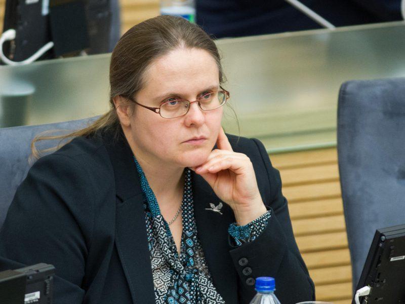 Naujų Konstitucinio Teismo teisėjų skyrimo klausimas – pakibęs ore