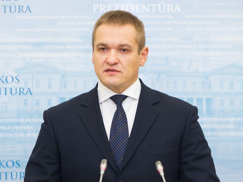 E. Misiūnas: Vyriausybė nesitraukia iš Nacionalinio stadiono projekto