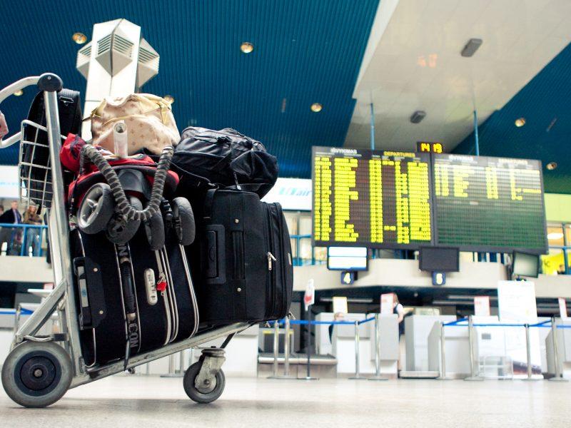 Seimas spręs, ar leisti gauti keleivių skrydžių duomenis ir žvalgybai