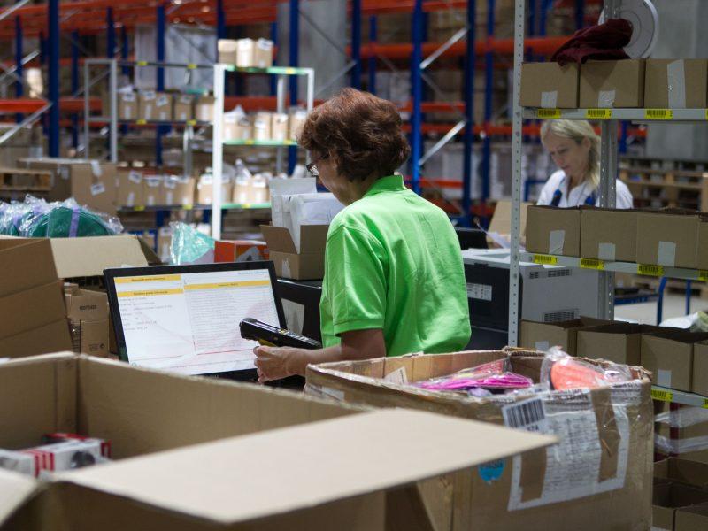 Praėjusių metų pabaigoje rinkoje buvo 9,4 proc. mažiau laisvų darbo vietų