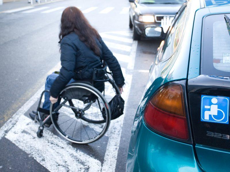 Asociacija: pandemija pablogino neįgaliųjų padėtį darbo rinkoje
