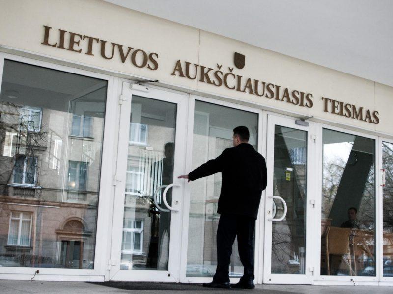 LAT laikinai vadovaus A. Gutauskas, S. Rudėnaitės sprendimai bus peržiūrėti