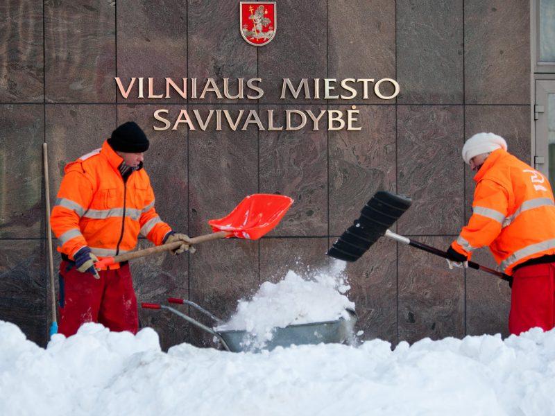 Vilniaus biudžetas šiemet didės minimaliai