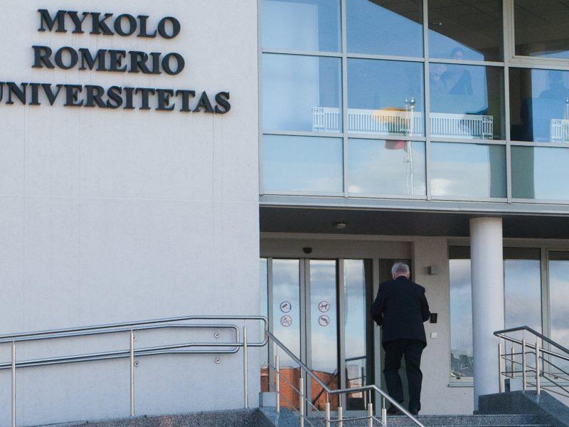 Seimas ėmėsi M. Romerio universiteto jungimo prie VGTU