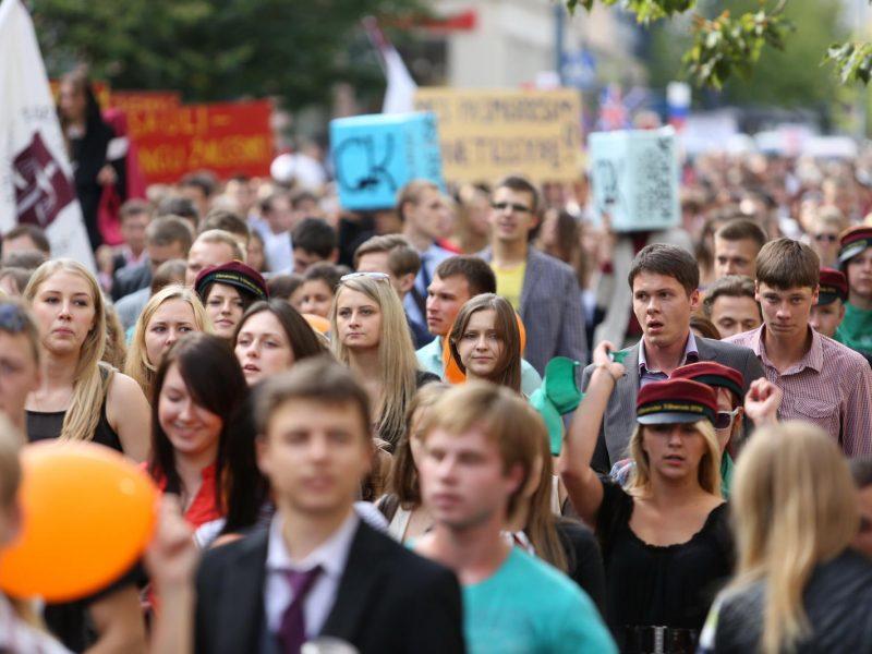 Studentų sąjunga rinks naują vadovą: varžysis du kandidatai