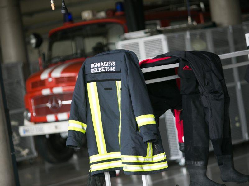 Savivaldybių ugniagesių protestas: prašys didesnio finansavimo