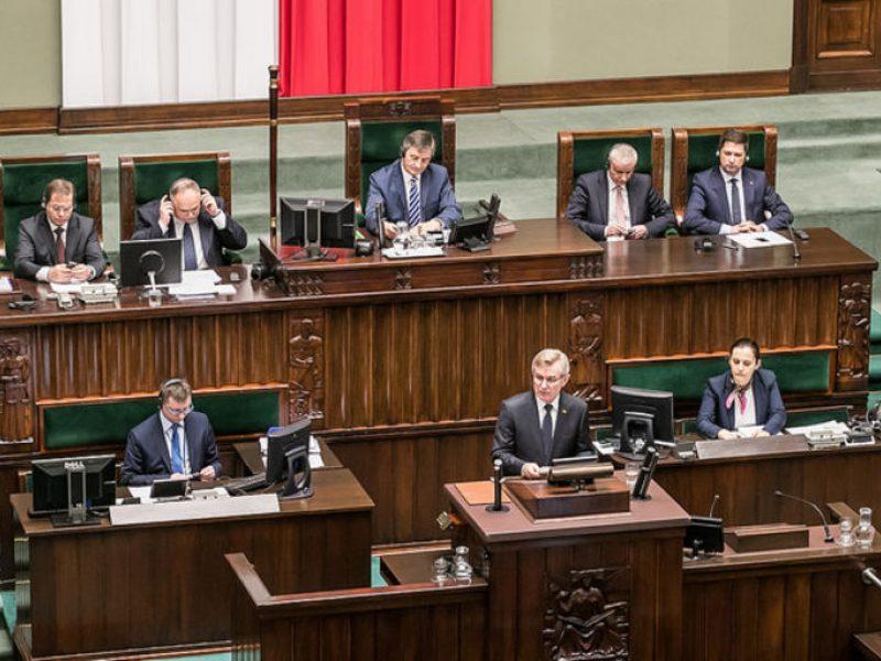 Lietuva ir Lenkija atkuria tarpparlamentinę asamblėją