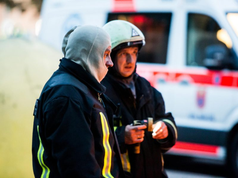 Šilalės rajone per gaisrą žuvo senolė: ugnis kilo dėl neatsargaus rūkymo