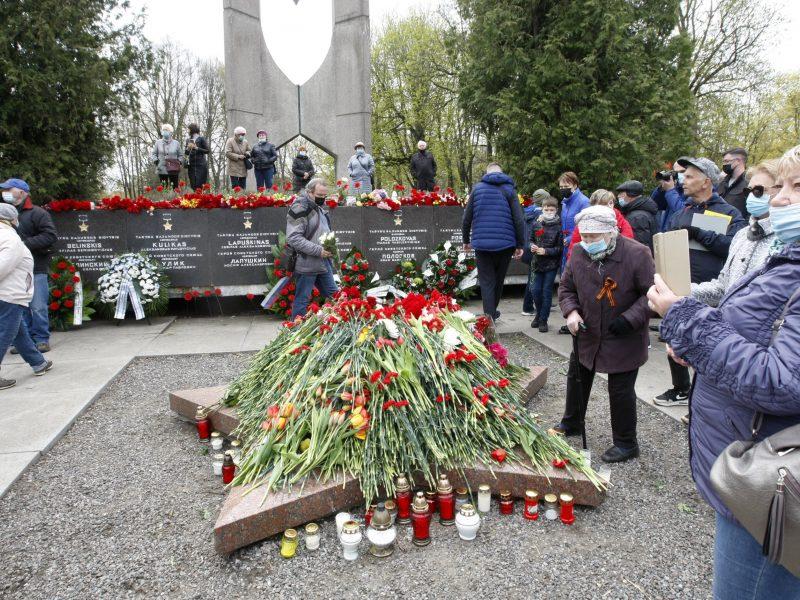 Pergalės dienos minėjimas Klaipėdoje