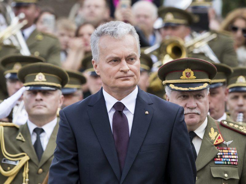 G. Nausėda: NATO turi įvardyti Rusiją grėsme