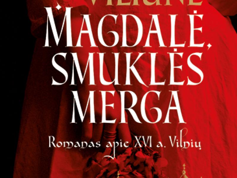 Gidė G. Viliūnė vėl prakalbino Vilniaus mūrus