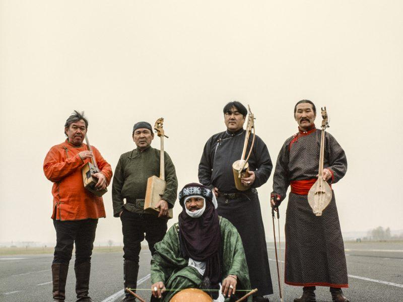 Lietuvoje tiesiamas muzikinis tiltas tarp Azijos stepių ir Afrikos Sacharos