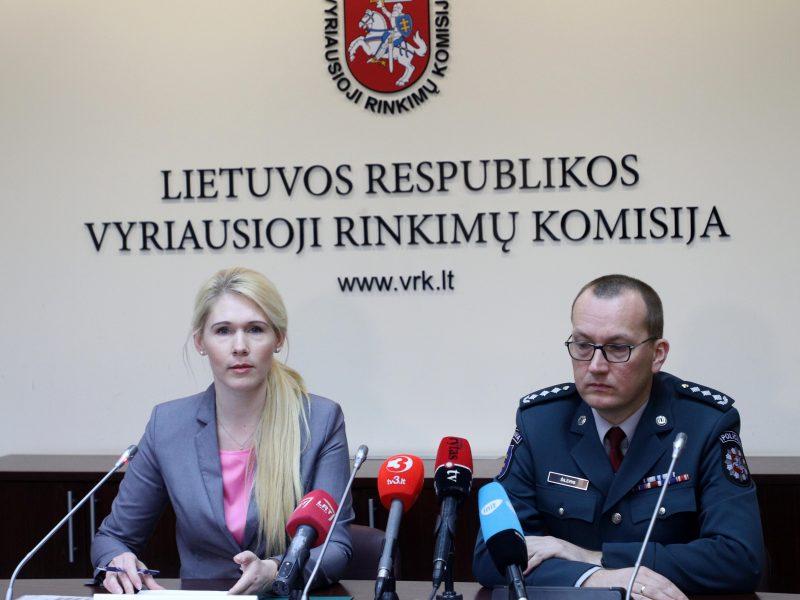 E. Šileris: policija per šiuos rinkimus pradėjo tris kartus mažiau tyrimų