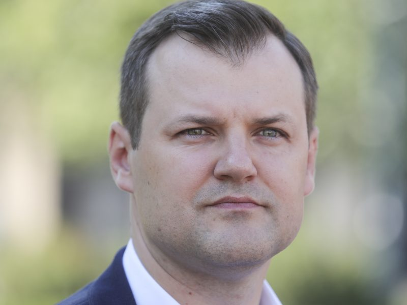 G. Paluckas LRT veiklos tyrimą laiko politinės kontrolės įrankiu