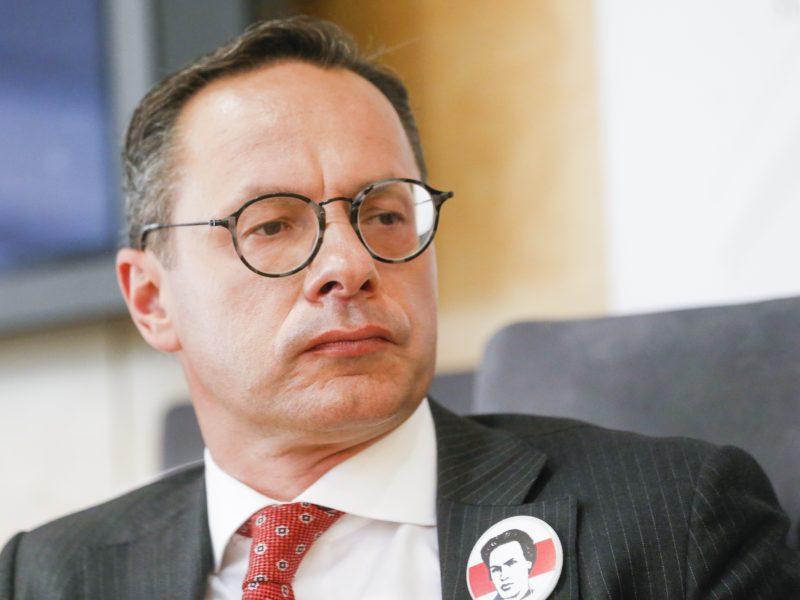 Prezidentūra kritiškai įvertino Ž. Pavilionio vizitą į Sakartvelą: misija nepavyko