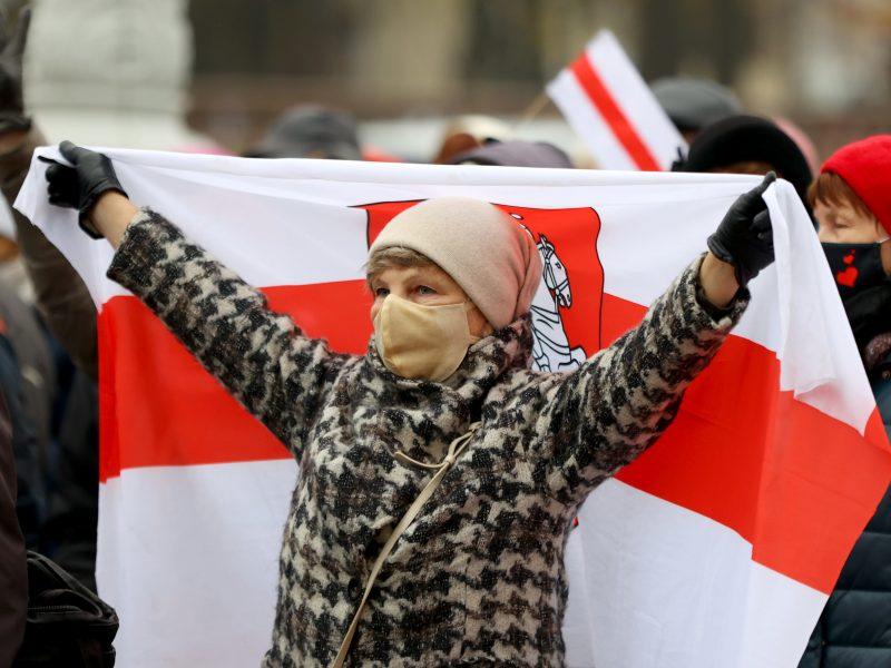 ETPA reiškia susirūpinimą dėl šiurkščių žmogaus teisių pažeidimų Baltarusijoje