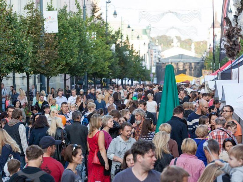 Didžiausias miesto festivalis vėl užlies Vilniaus gatves