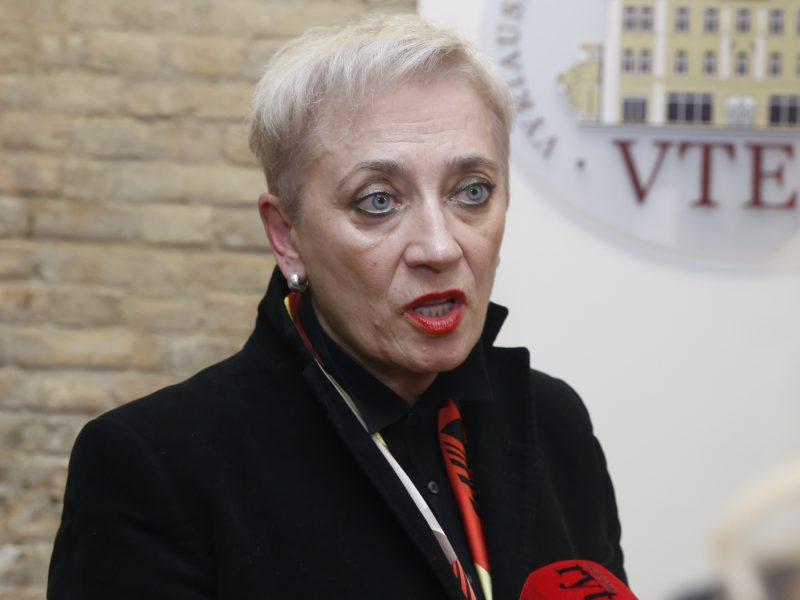 VTEK pradėjo tyrimą dėl Žalgirio klinikos direktorės A. Pūrienės