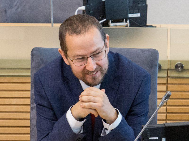 Seimas atleido M. Martišių iš LRTK vadovo pareigų