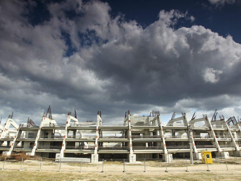 Iki sutarimo dėl nacionalinio stadiono liko vos vienas balsavimas