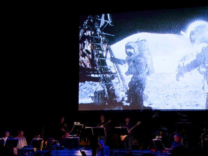 """Legendinį B. Eno kūrinį """"Apollo"""" atliks instrumentų virtuozai """"Icebreaker"""""""