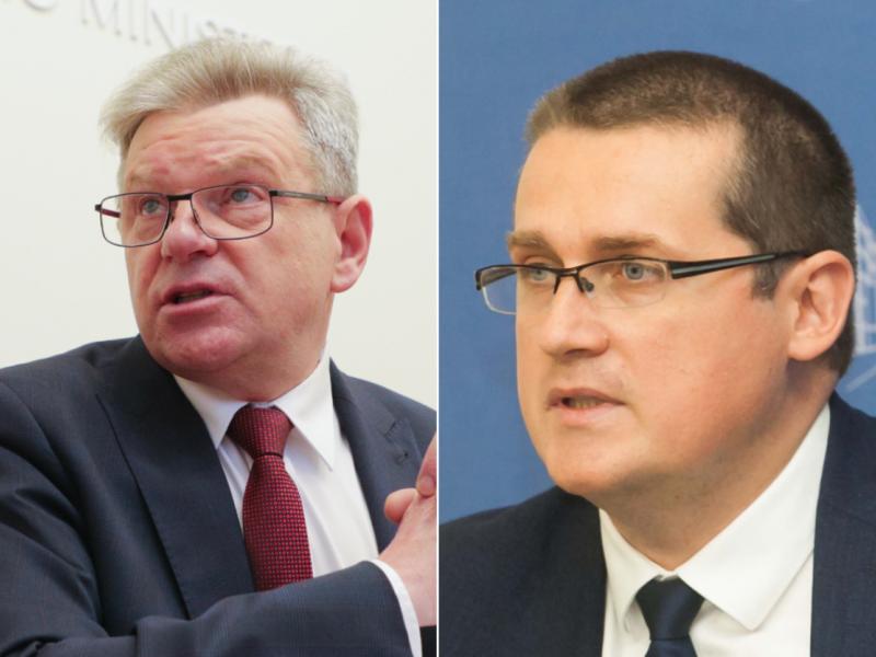 S. Malinauskas sukritikavo J. Narkevičių: trūksta lyderystės ir charizmos