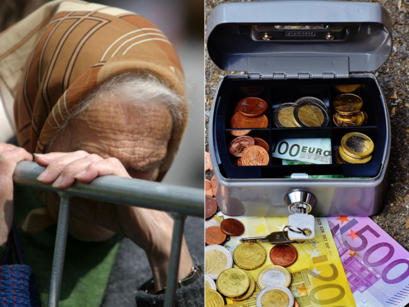 Senolė patikėjo, kad užėjusi moteris – policininkė: neteko 16 tūkst. eurų