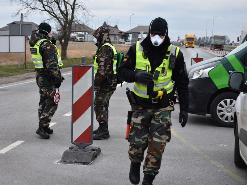 Viceministras: valstybės sienos modernizavimui dar reikia 42 mln. eurų