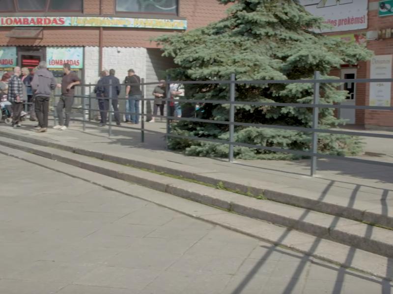 Prokuratūra viešojo intereso dėl šiauliečius supykdžiusios tvoros negins