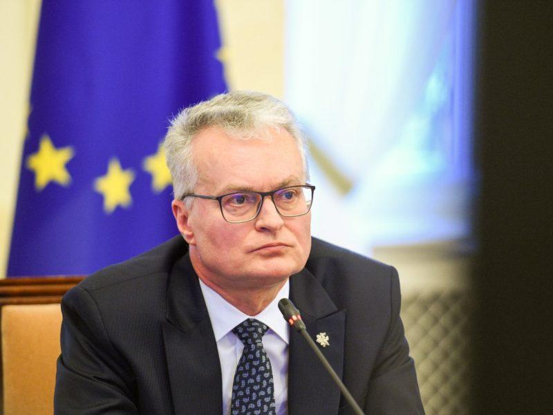 G. Nausėda: Lietuvos pasieniečiai kaltinami nebūtais dalykais