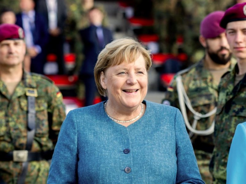 Apklausa: daugelis vokiečių mano, kad nepasiilgs A. Merkel
